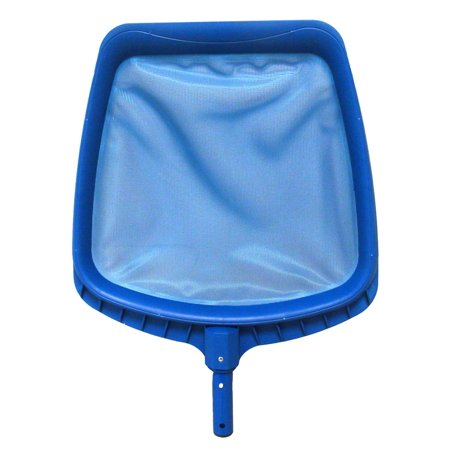 Pool Central Heavy-Duty Plastic Swimming Pool Leaf Skimmer Head 21.5\