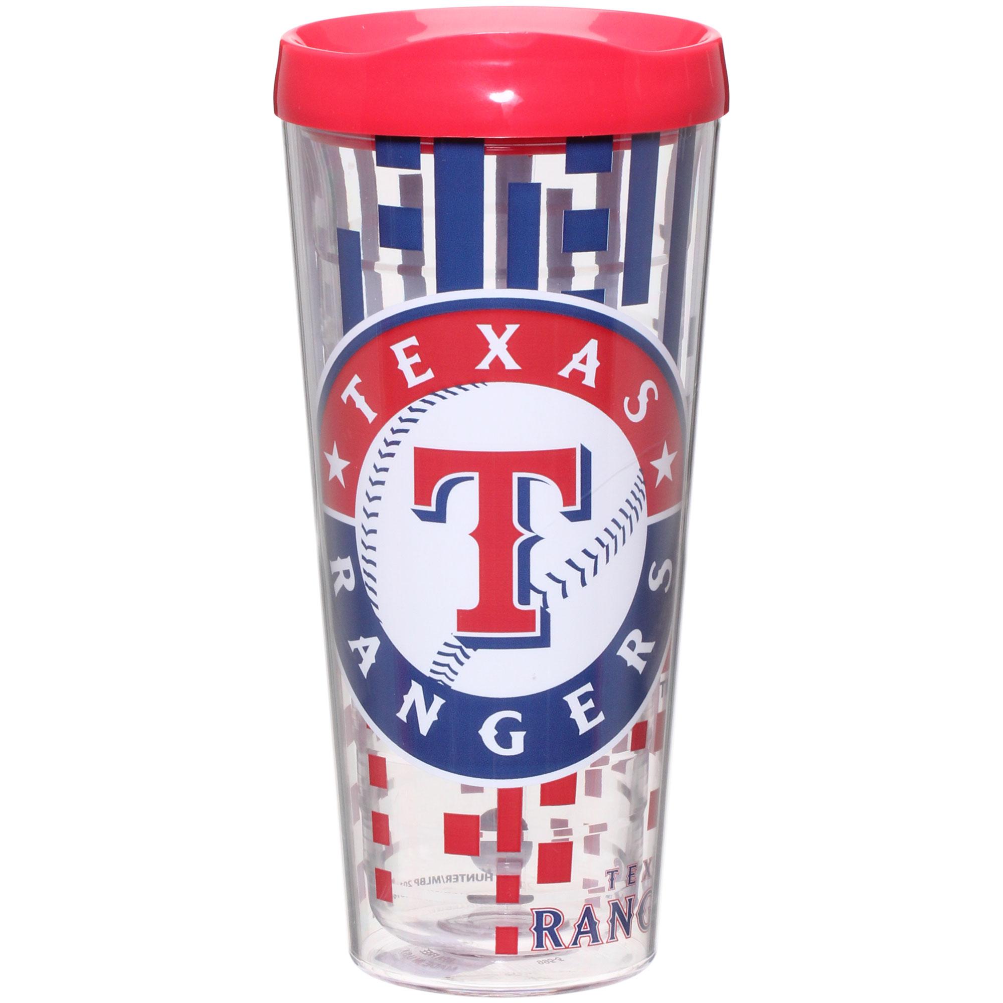 Texas Rangers 22oz. Tritan Tumbler - No Size