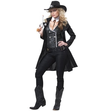 Round Em Up Cowgirl Costume - Cowgirl Boots Costume