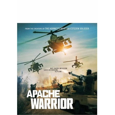 Apache Warrior (Blu-ray)](Apache Headress)