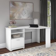 Bush Furniture Cabot 60W Corner Desk