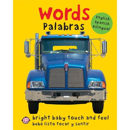 Bright Baby Bilingual Touch & Feel: Words : English-Spanish Bilingual](English Halloween Words)