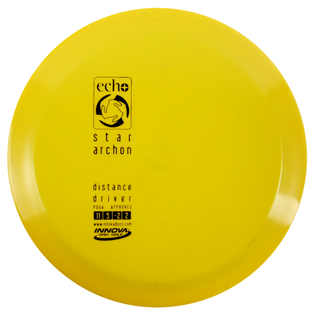 Innova Echo Star Archon 173-175g Distance Driver Golf Disc [Colors may vary] - 173-175g (Echo Star Boss Disc Golf)