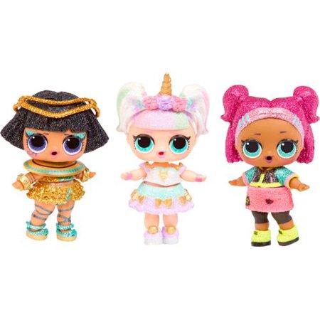 L.O.L. Surprise! Sparkle Doll Series (Store Pick-Up)