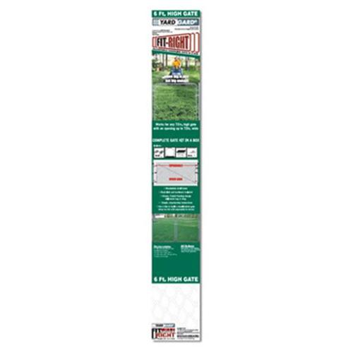 Midwest Air Technologies 3283AD72 Chain Link Fit Right Ga...