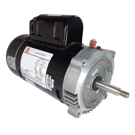 Energy Efficient Electric Motors (1.5 hp 3450 RPM 56J Frame 115/230V Energy Efficient Swimming Pool Motor US Electric Motor #)