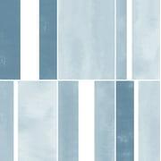 FloorPops Azure 12 in. x 12 in. Peel and Stick Virgin Vinyl Floor Tiles (10-Pack)