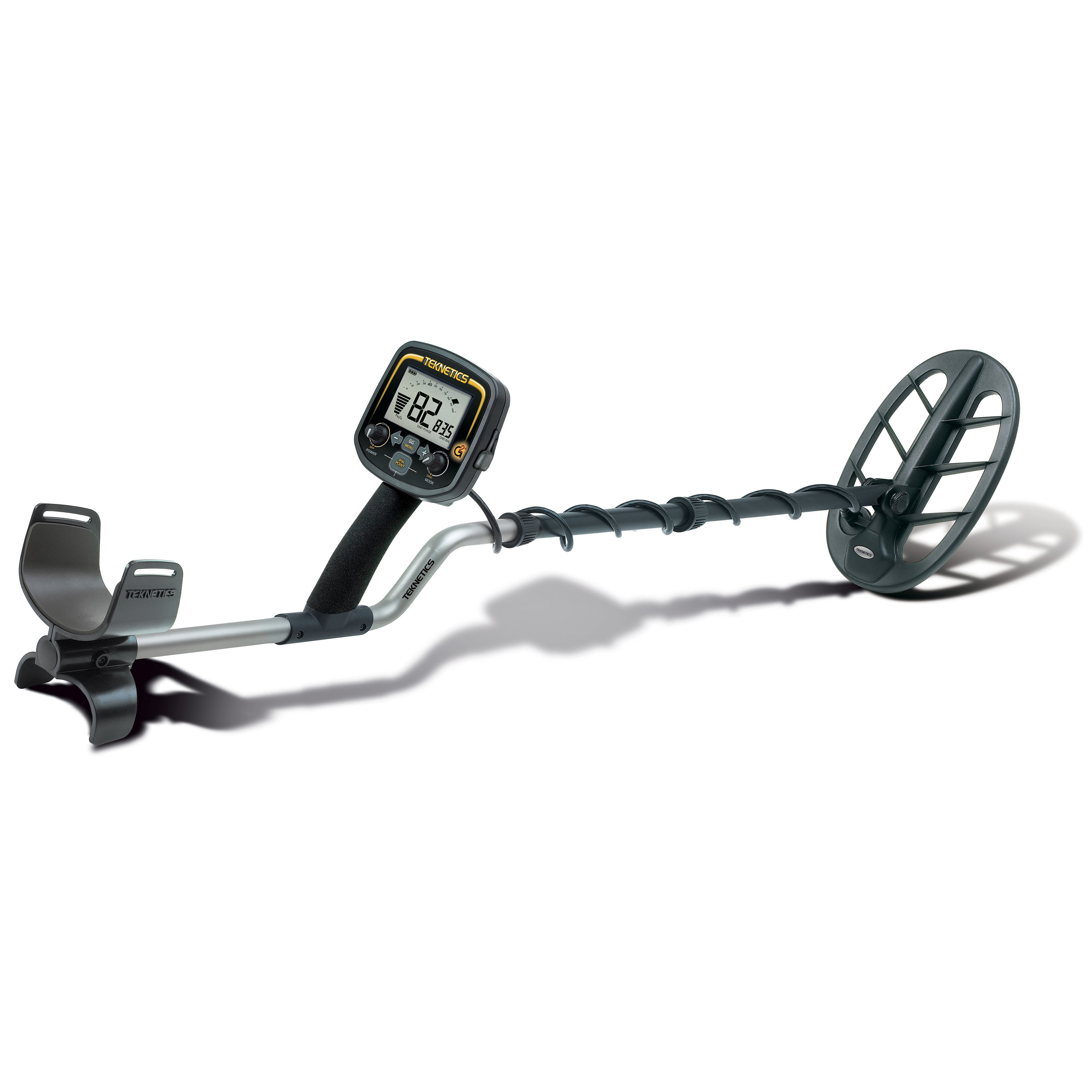 Teknetics G2+ Metal Detector by First Texas Products LLC