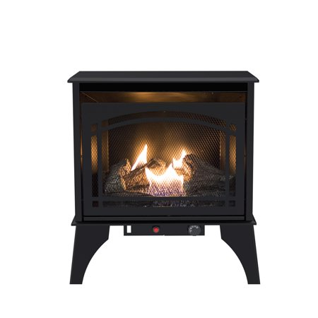 Pleasant Hearth VFS2-PH20DT 20,000 BTU 23.5 in. Compact Vent Free Gas -
