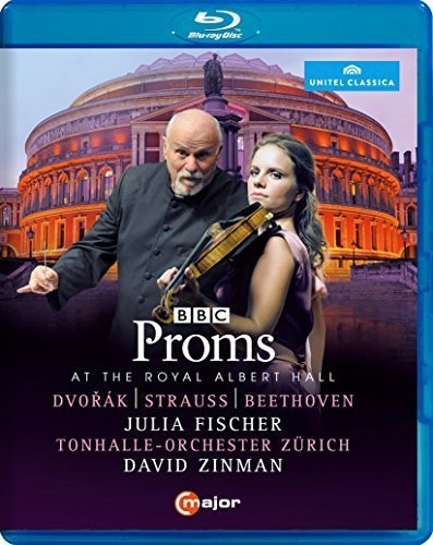 Julia Fischer at the BBC Proms (Blu-ray) by