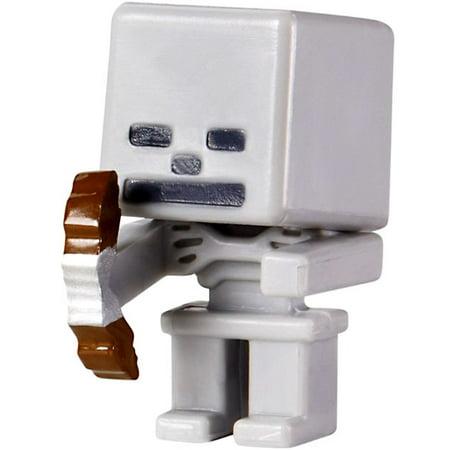 Skeleton Figure (Minecraft Grass Series 1 Skeleton 1 Mini Figure)