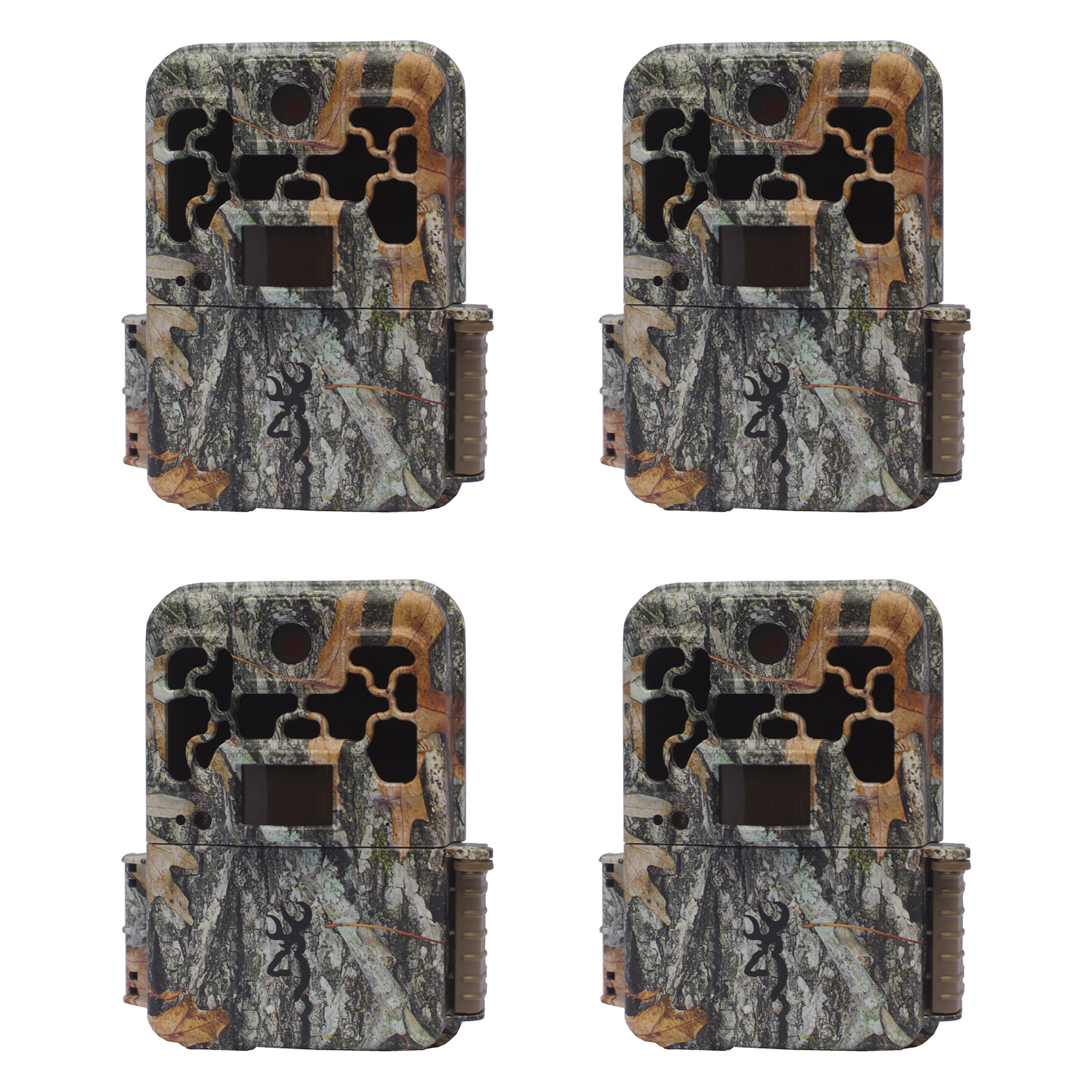 Browning Trail Cameras Spec Ops FHD Platinum 10MP Game Camera, 4 Pack | BTC8FHDP by Browning Trail Cameras