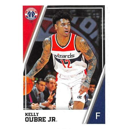 2018-19 Panini NBA Stickers #200 Kelly Oubre Jr. Washington Wizards Basketball Sticker