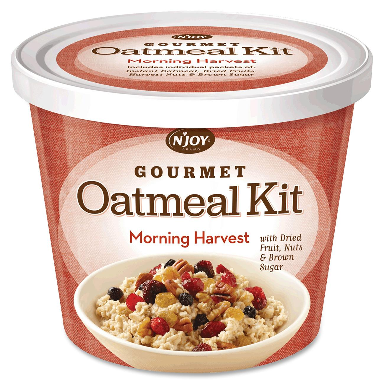 Sugar Foods Sugarfoods Gourmet Toppings Oatmeal Cups -SUG40772
