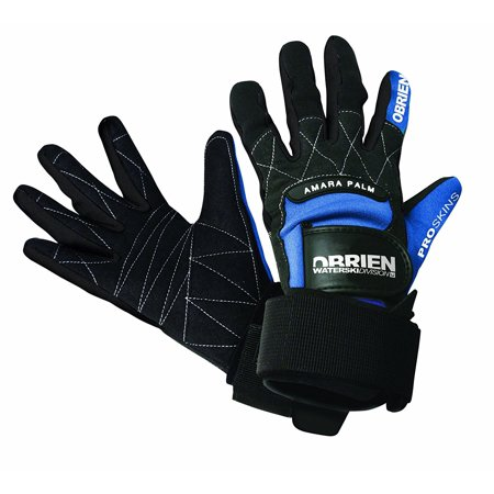 O'Brien Pro Skin Watersport Gloves (Medium), High performance watersport gloves By OBrien