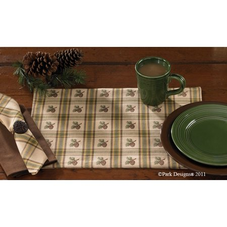 Pine Lodge Placemat Lodge Tapestry Placemat