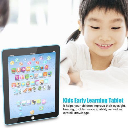 Kids Baby Early Learning Tablet Toy Educational Electronic Device for (Best Electronic Learning Devices For Toddlers)