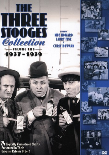 The Three Stooges Collection: Volume 2: 1937-1939 by COLUMBIA TRISTAR HOME VIDEO