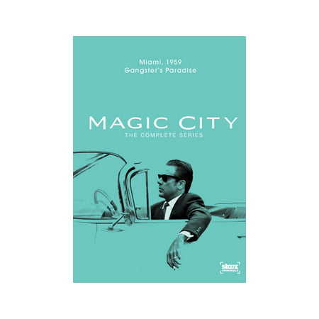 Magic City: The Complete Series (DVD)