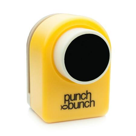 (Medium Punch - Circle)