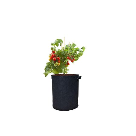 10 Gal. Breathable Fabric Root Aeration Pot with Handles (5-Pack) (10 Gal Planter)