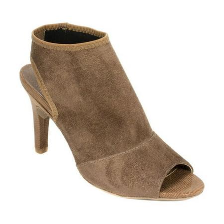Rialto Reanne Open Toe Shoe (Women's) 88KKAts