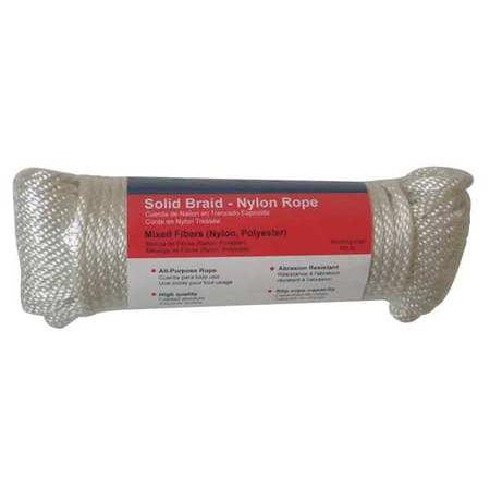 12U278 Nylon Rope, Braided