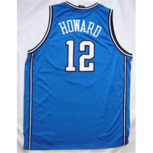 Dwight Howard Orlando Magic Authentic Blue/Away Unsigned Jersey
