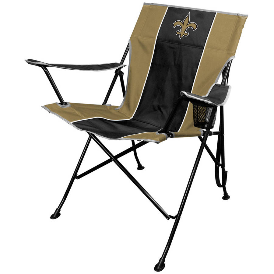 NFL New Orleans Saints Tailgate Chair by Rawlings
