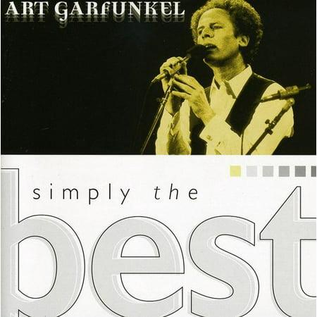 Best of Art Garfunkel (CD) (The Best Of Art Garfunkel Cd)