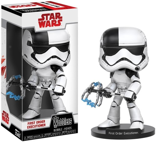 FUNKO WOBBLER: Star Wars - The Last Jedi - First Order Executioner