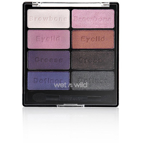 Wet n Wild Color Icon Eye Shadow Collection, Petal Pusher, 0.3 oz