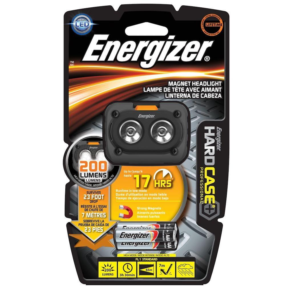 Energizer HARDCASE PROFESSIONAL Magnetic LED Headlamp