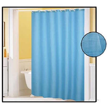 Winston Porter Laurel Weave Shower Curtain