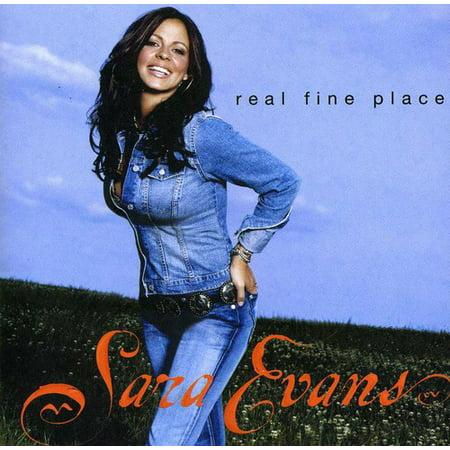 Sara Evans   Real Fine Place  Cd