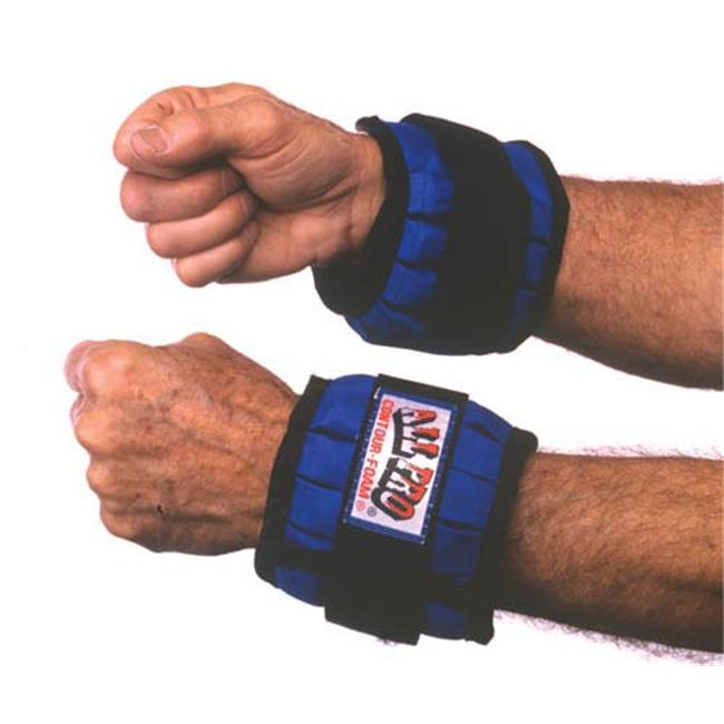 Complete Medical M700M Adjustable Wrist Weights- Up To 4 Lbs.