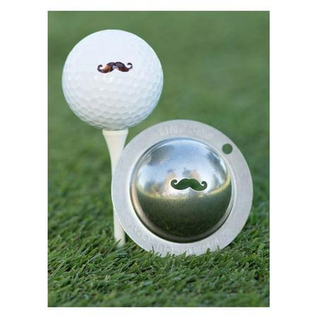 Tin Cup Golf Ball Custom Marker Alignment Tool -