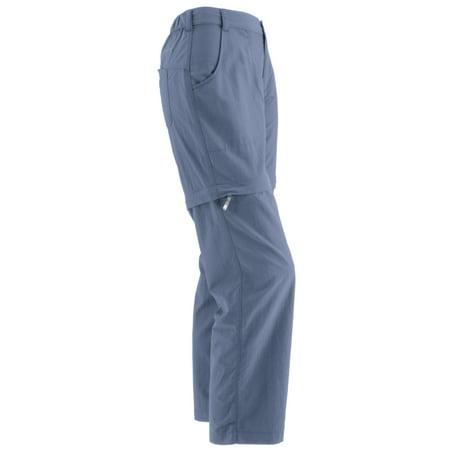 White Sierra Women's Sierra Point Convertible Pants - 29