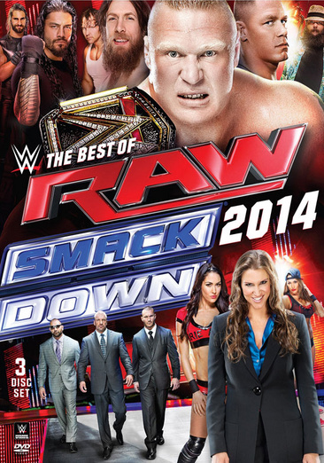 Click here to buy WWE: Best Of Raw And Smackdown 2014 by WARNER HOME VIDEO.