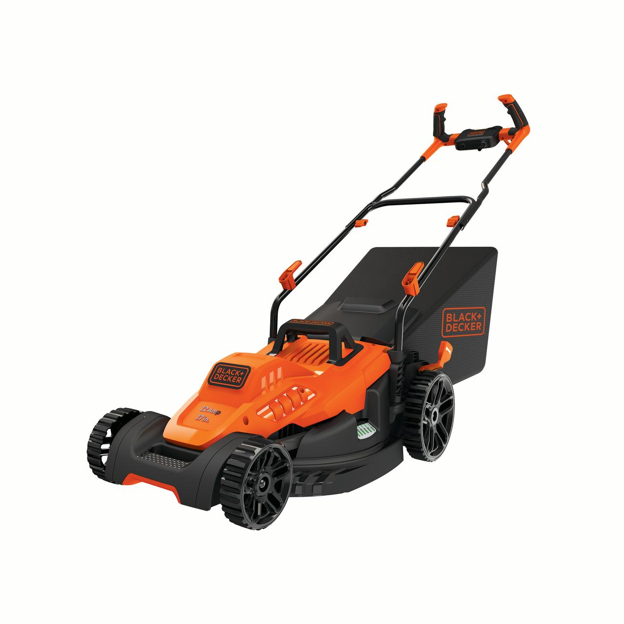 "BLACK+DECKER BEMW472BH 10AMP 15"" ELECTRIC MOWER"