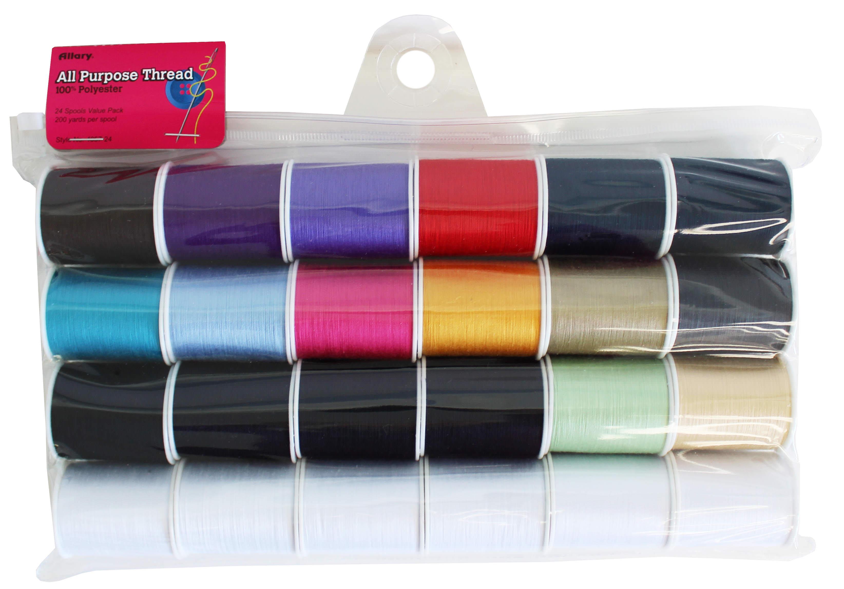 3-Pack Coats /& Clark Bundle: Quilting /& Piecing Cotton Covered Thread 250 Yds Nugrey 1 Artsiga Crafts Seam Ripper S925-0450-3P