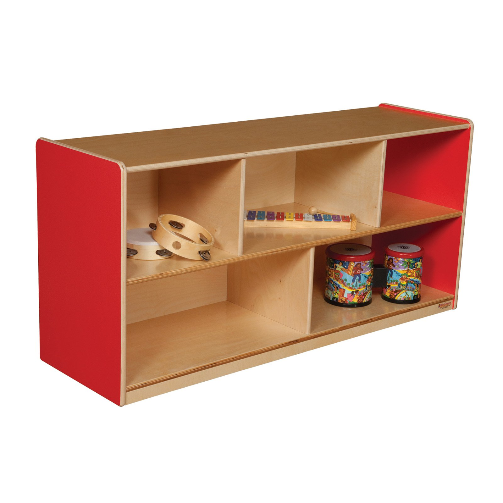 Wood Designs 24H in. Single Storage