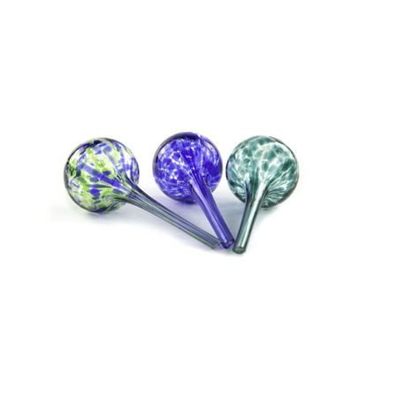 Mini Aqua Globes For Plants - Aqua Plant Watering Globes 3 (Vase Globe)