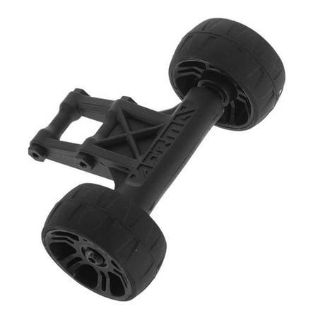 ARRMA Wheelie Bar Set: Outcast, - Rustler Wheelie Bar