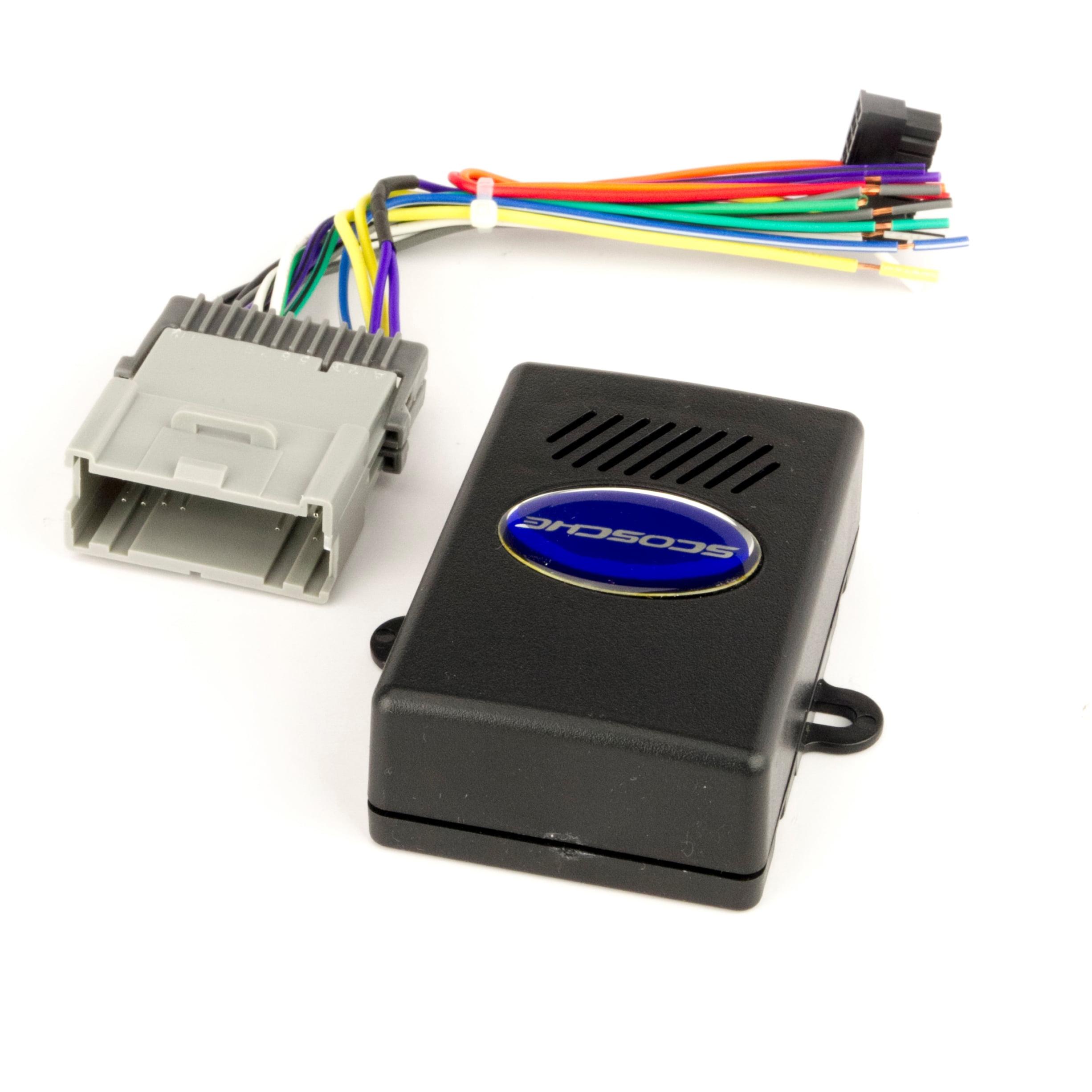 Scosche GM2000A - 03+ GM CL2 Interface
