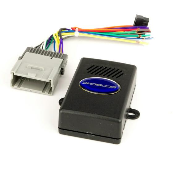 Scosche GM2000A - 03+ GM CL2 Interface - Walmart.com