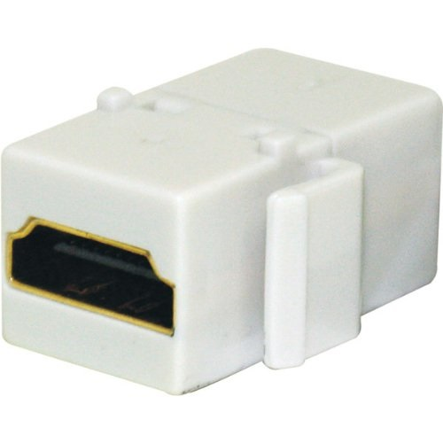 Hdmi Modular Connector White