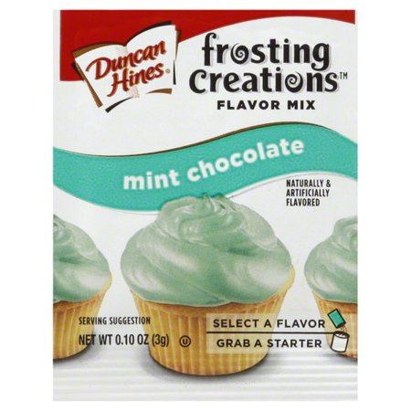Frosting Creations Flavor Mix Mint Chocolate