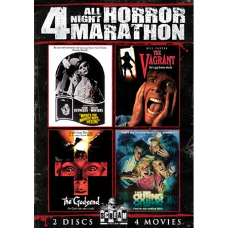 All Night Horror Movie Marathon Volume 1 (DVD)