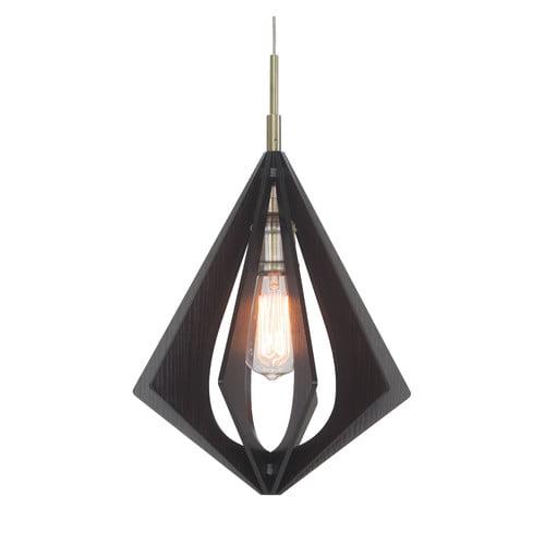 Woodbridge Lighting Canopy 1 Light Pendant